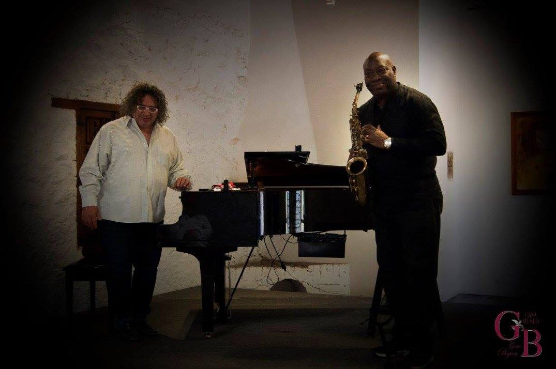 Gabrie Hdez. y Alfred Thompson
